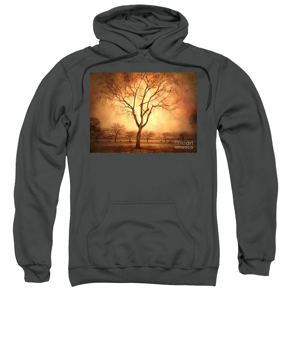 Trees Sweatshirt featuring the photograph The Mother Tree by Tara Turner