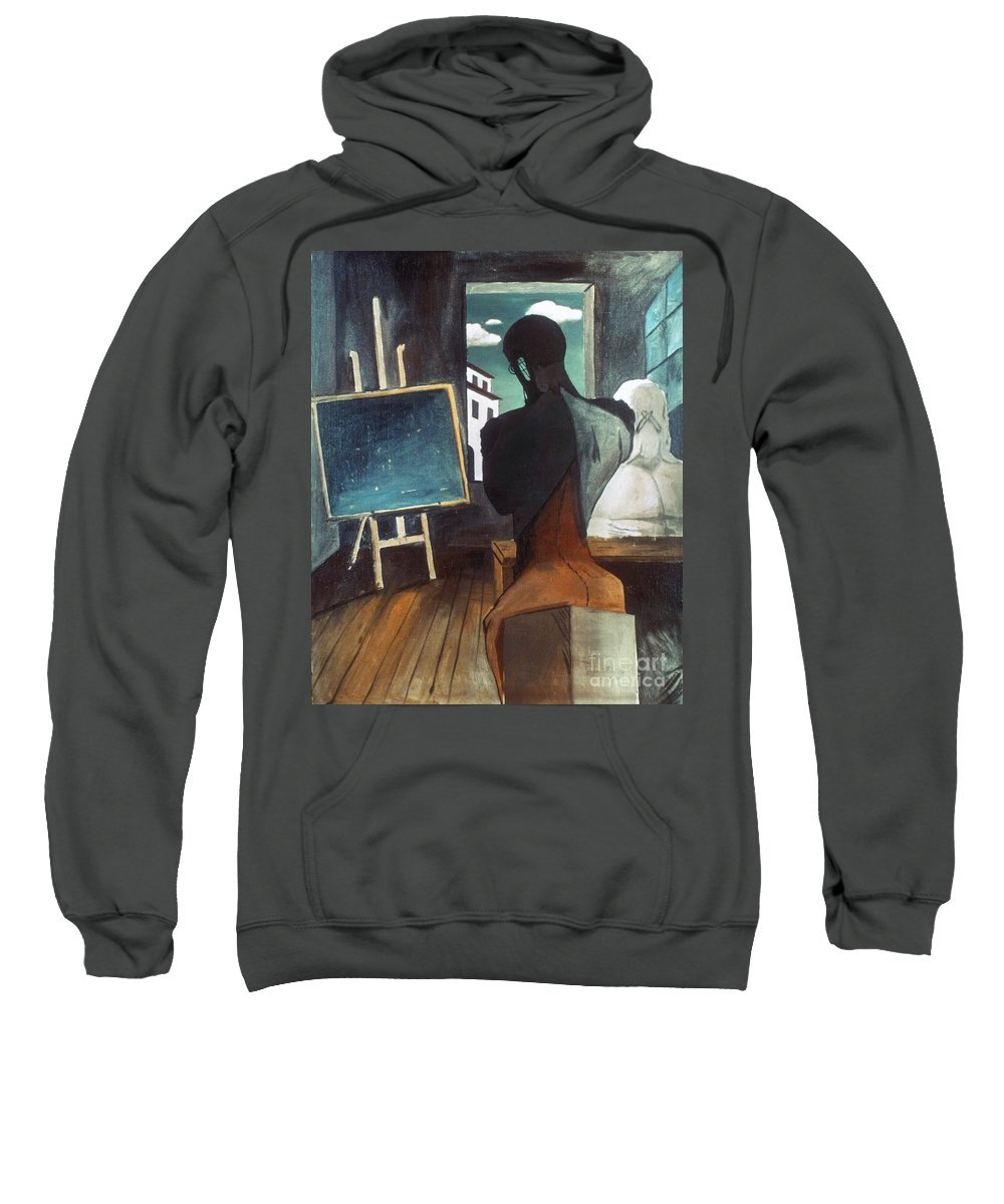 20th Century Sweatshirt featuring the photograph The Philosopher And The Poet by Granger