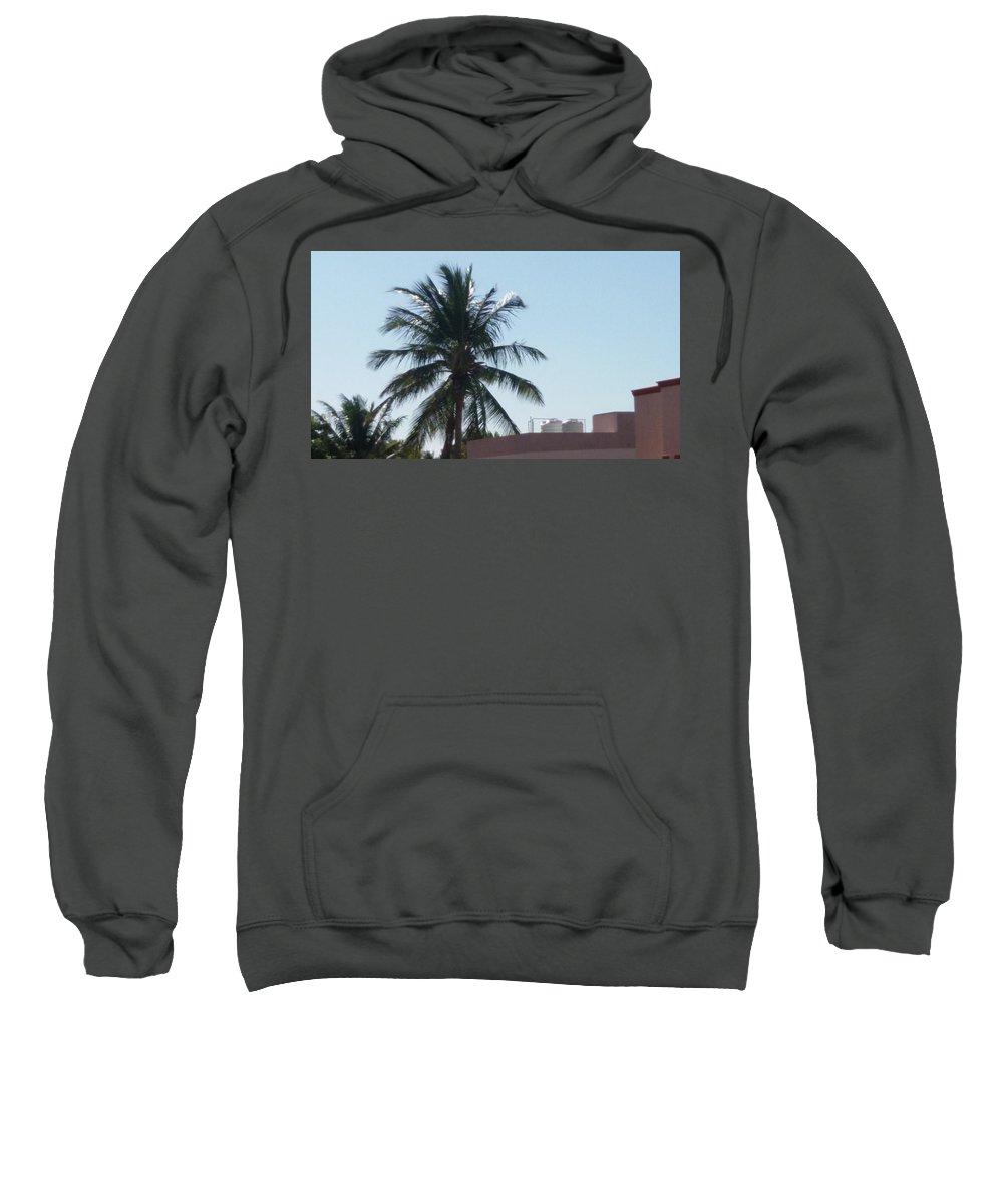 Sky Sweatshirt featuring the photograph The Sky by Maraimalai K