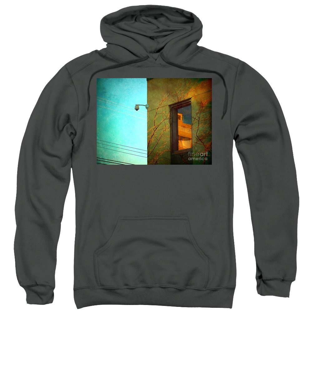 Window Sweatshirt featuring the photograph The Way Things Are by Tara Turner