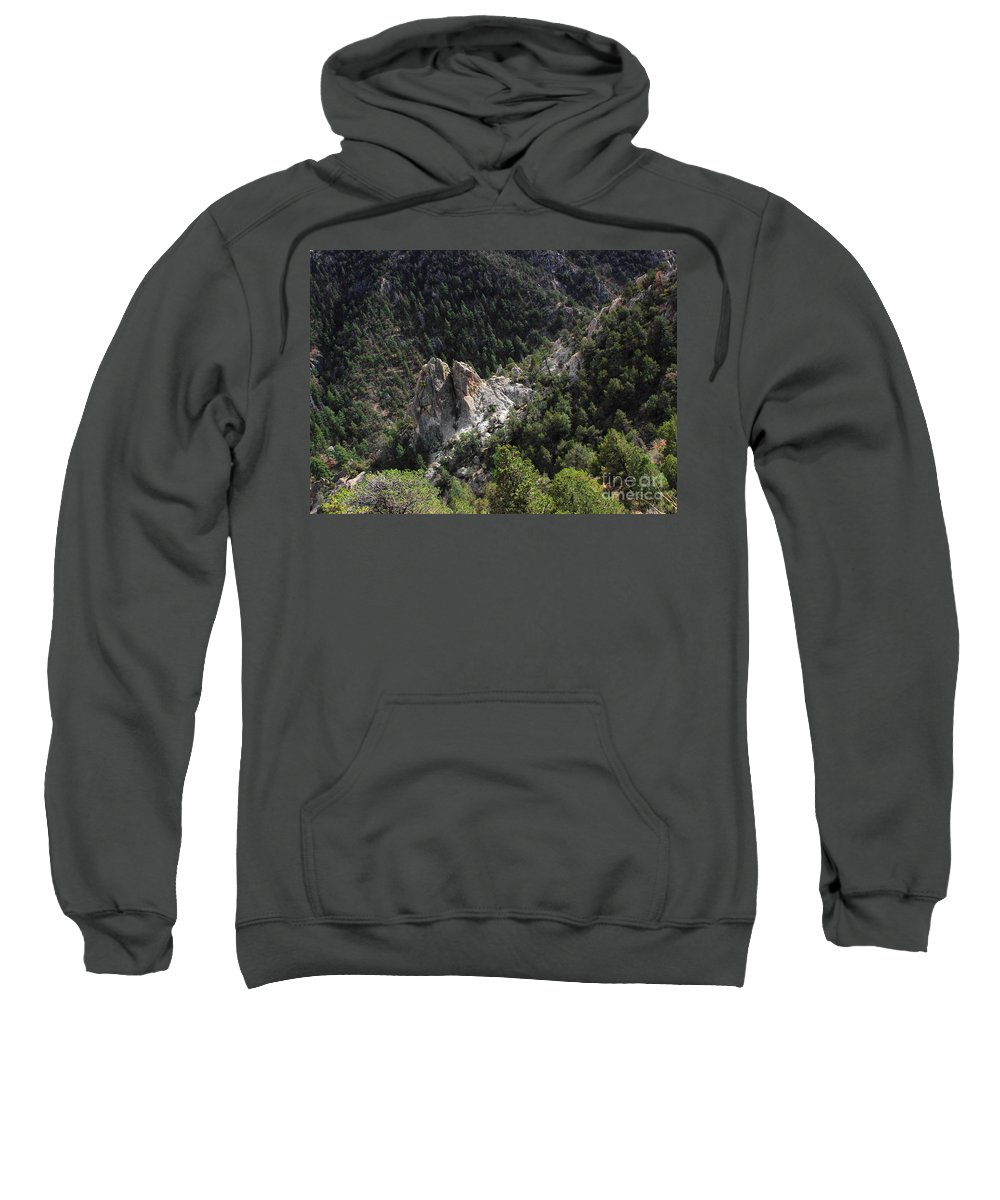Tip Of The Iceberg Sweatshirt featuring the photograph Tip Of The Iceberg by Natalie Ortiz