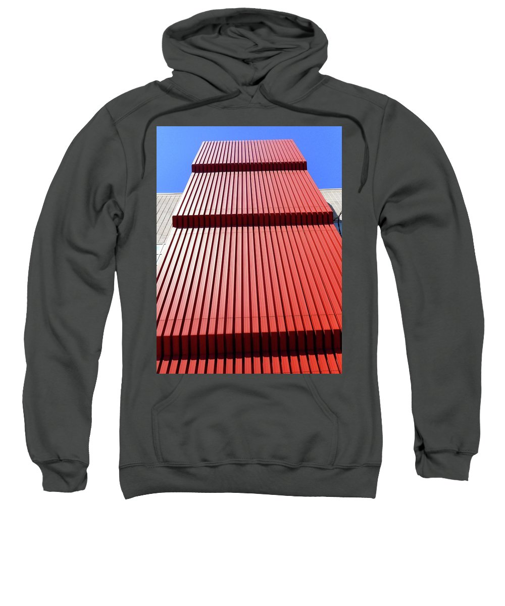Toronto Sweatshirt featuring the photograph Toronto 13 by Ron Kandt