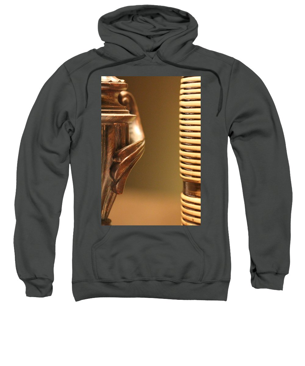 Touch Of Class Sweatshirt featuring the photograph Touch Of Class by Ed Smith