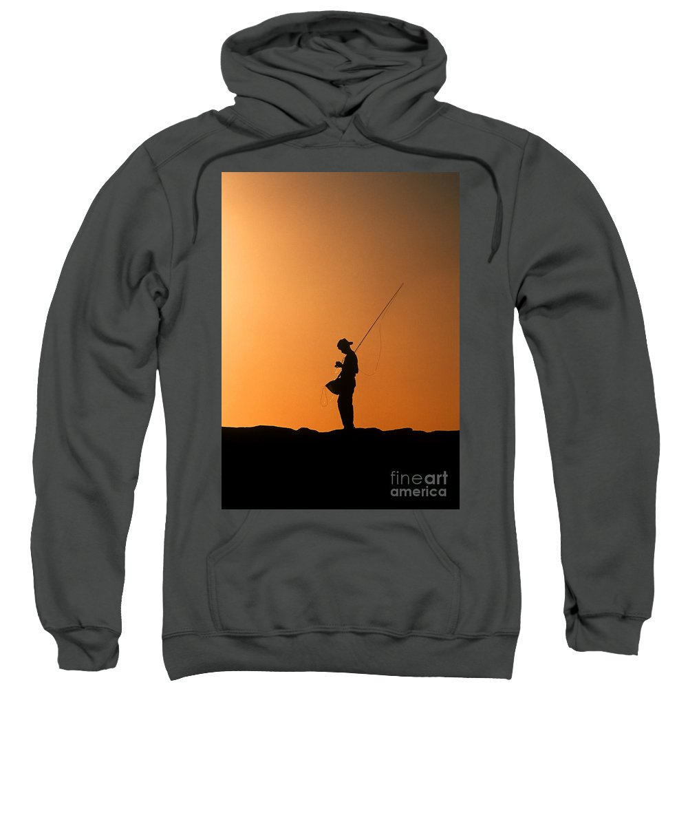 Child Sweatshirt featuring the photograph Untangle The Line by John Greim