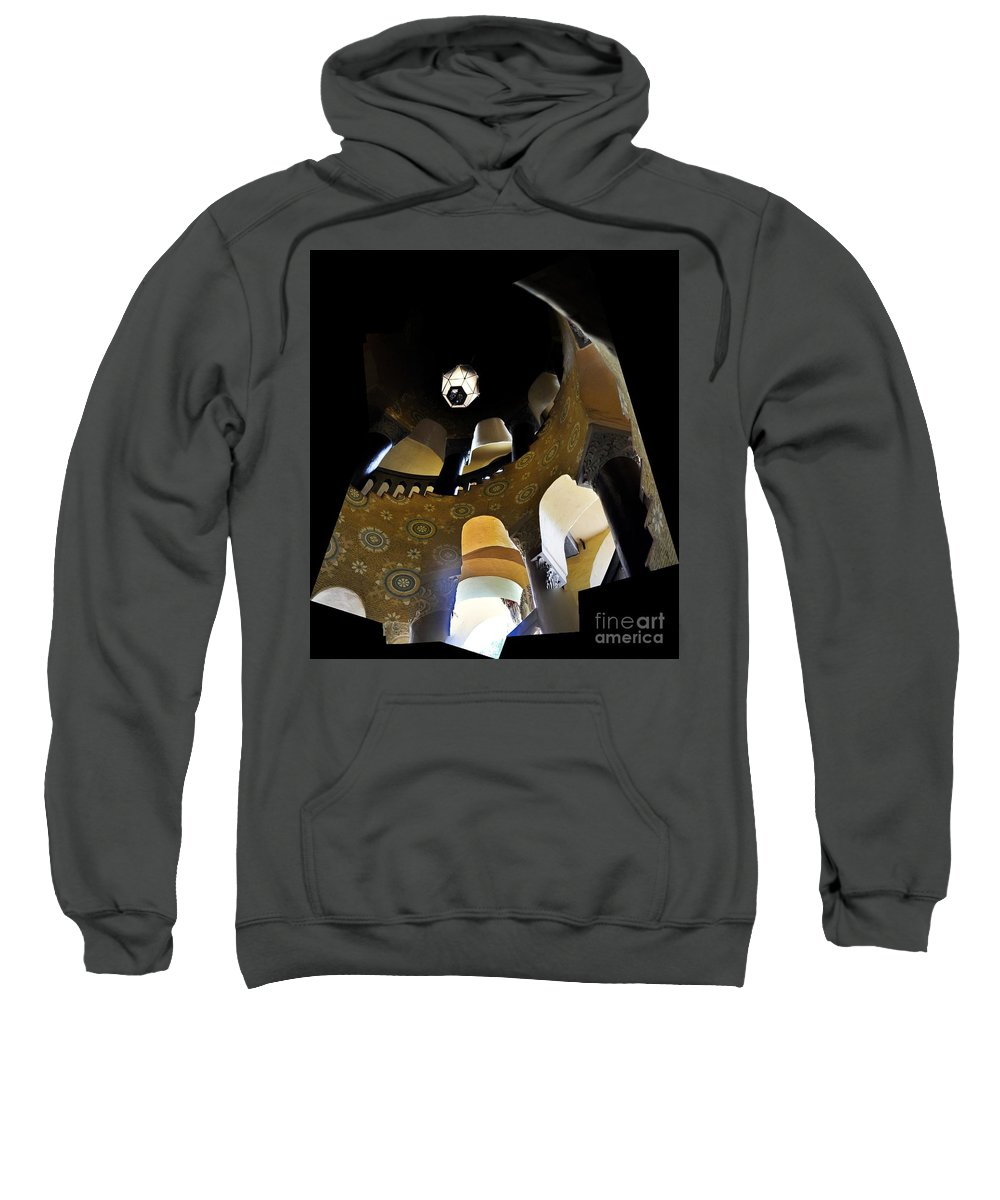 Clay Sweatshirt featuring the photograph Up by Clayton Bruster
