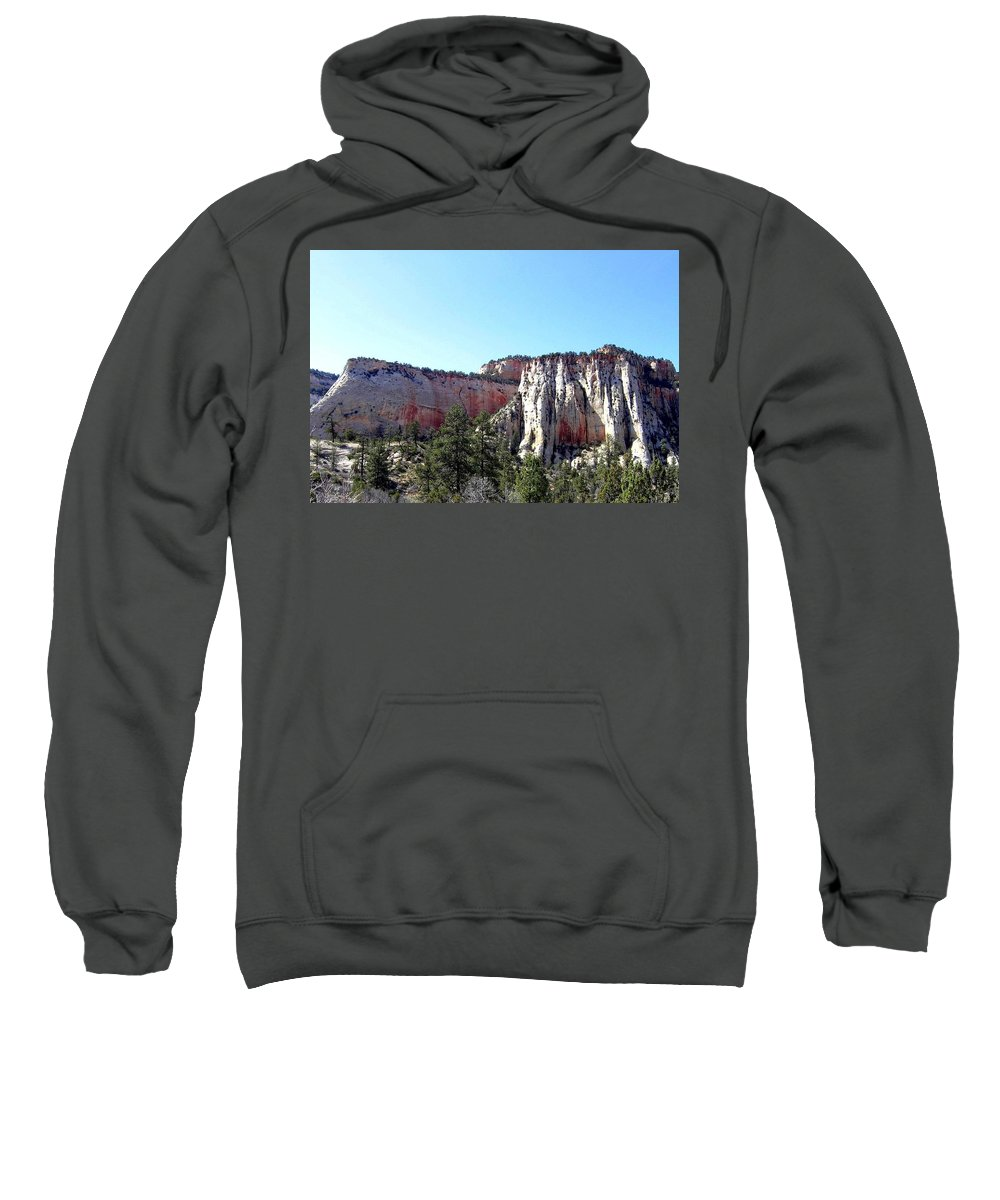 Utah Sweatshirt featuring the photograph Utah 12 by Will Borden