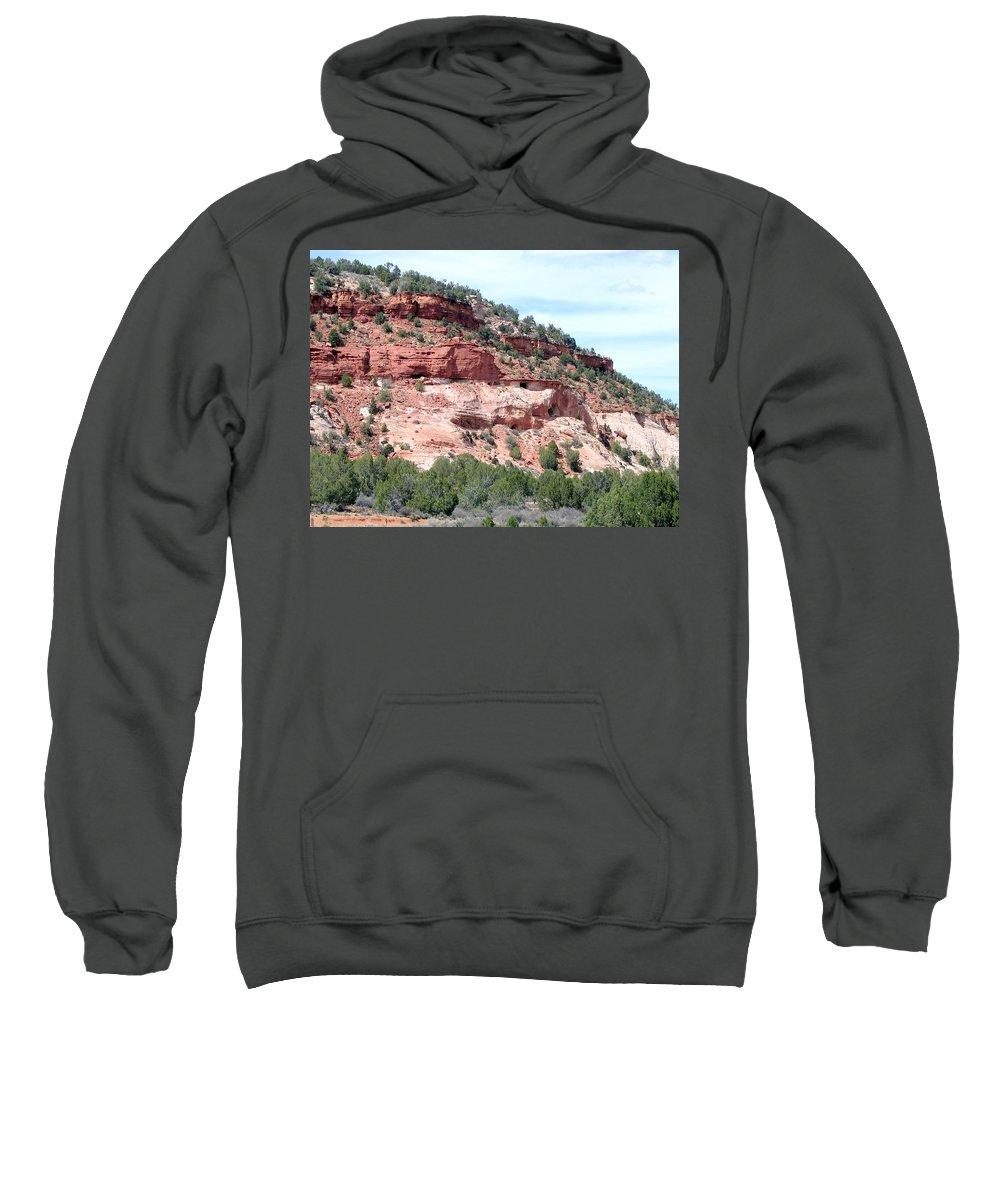 Utah Sweatshirt featuring the photograph Utah 9 by Will Borden