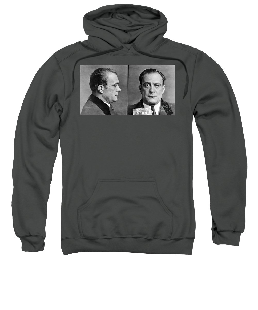 1934 Sweatshirt featuring the photograph Vito Genovese (1897-1969) by Granger