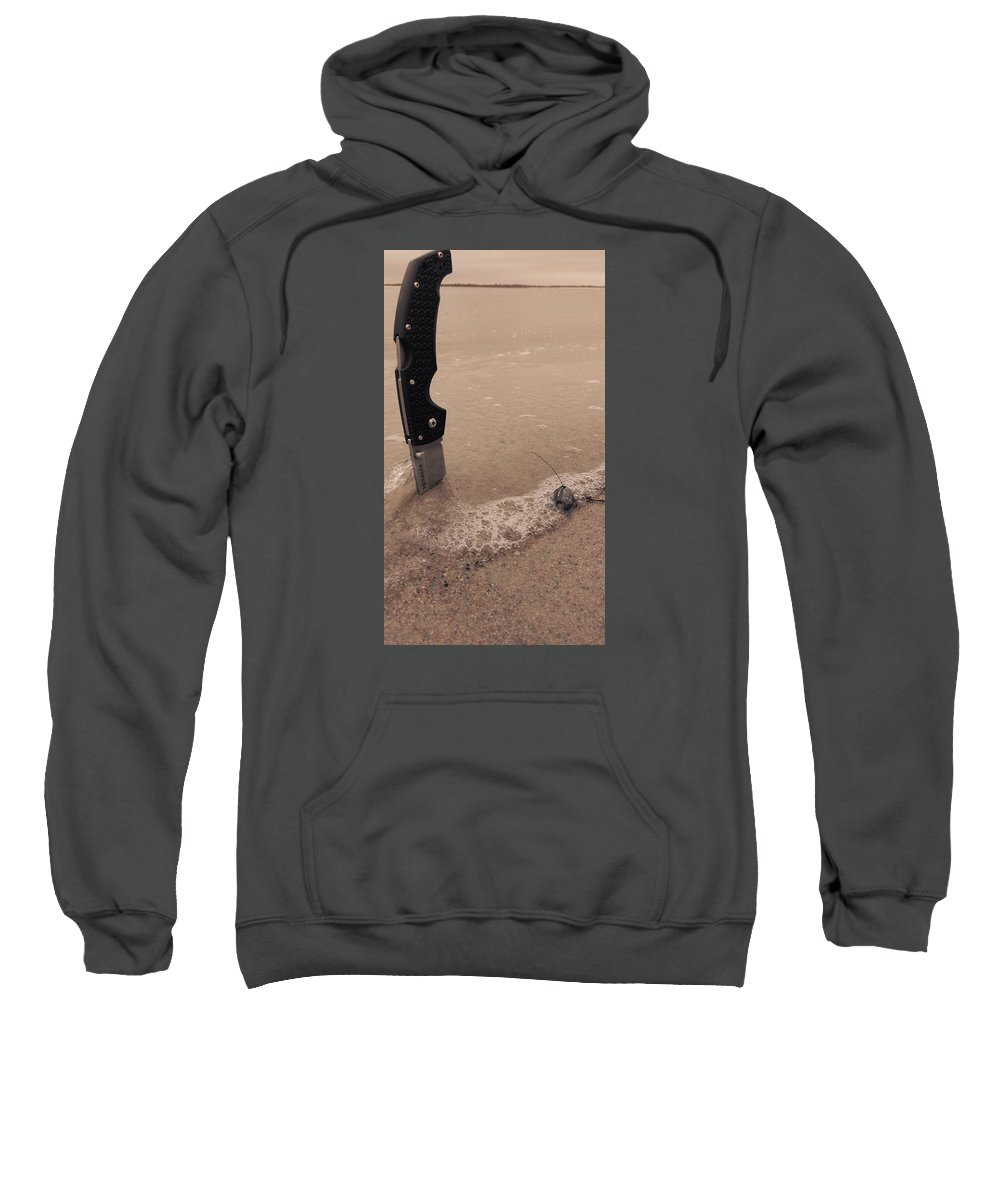 Voyager Sweatshirt featuring the photograph Voyager by Jessicca Lawrence
