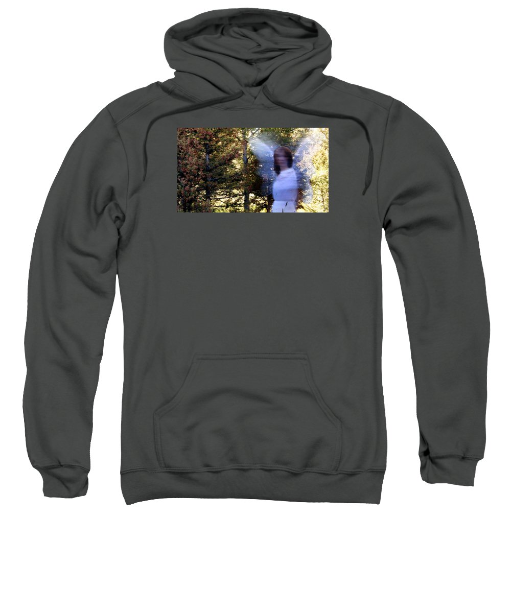 Sweatshirt featuring the photograph W5 by Terry Wiklund