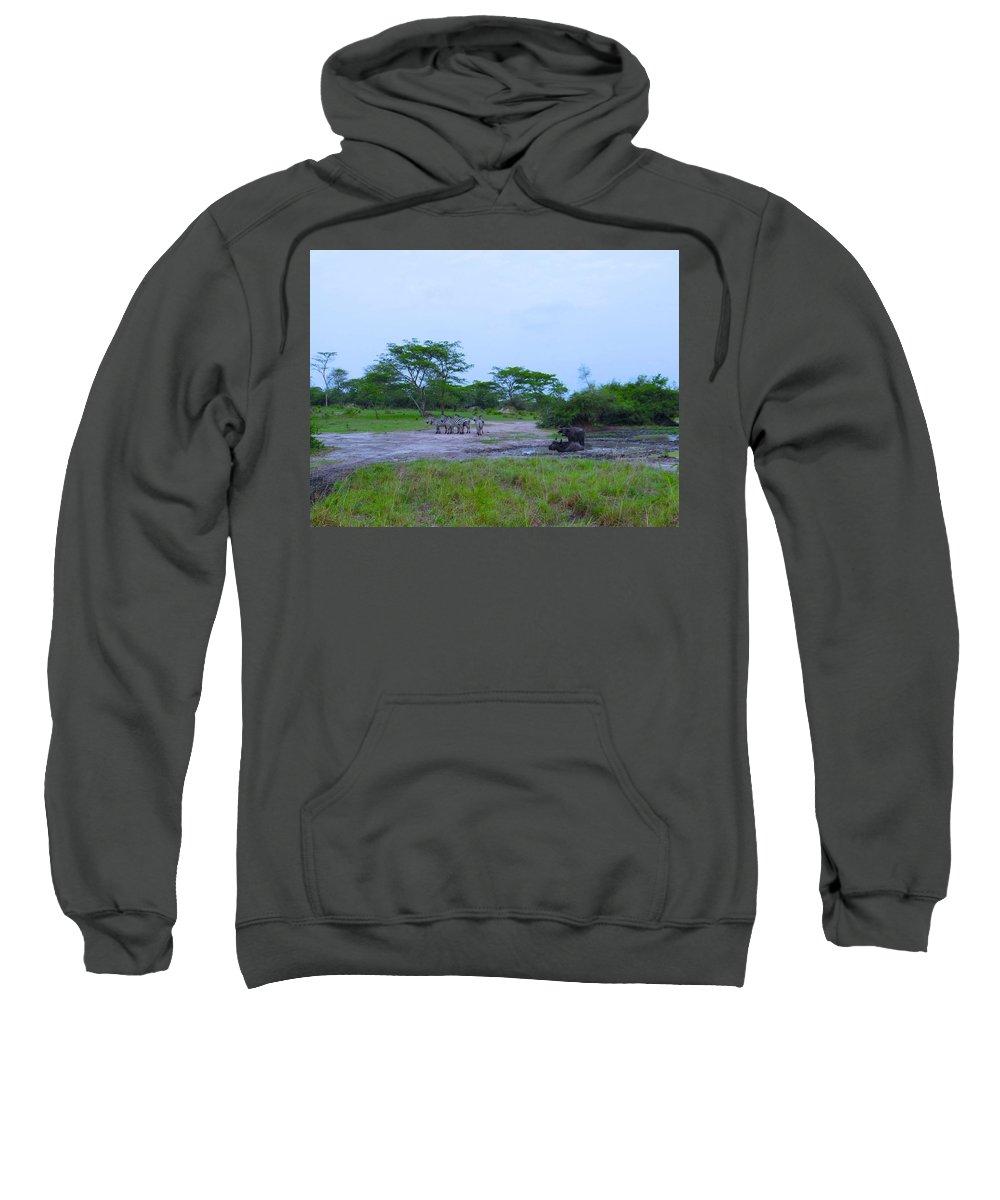 Exploramum Hooded Sweatshirts T-Shirts