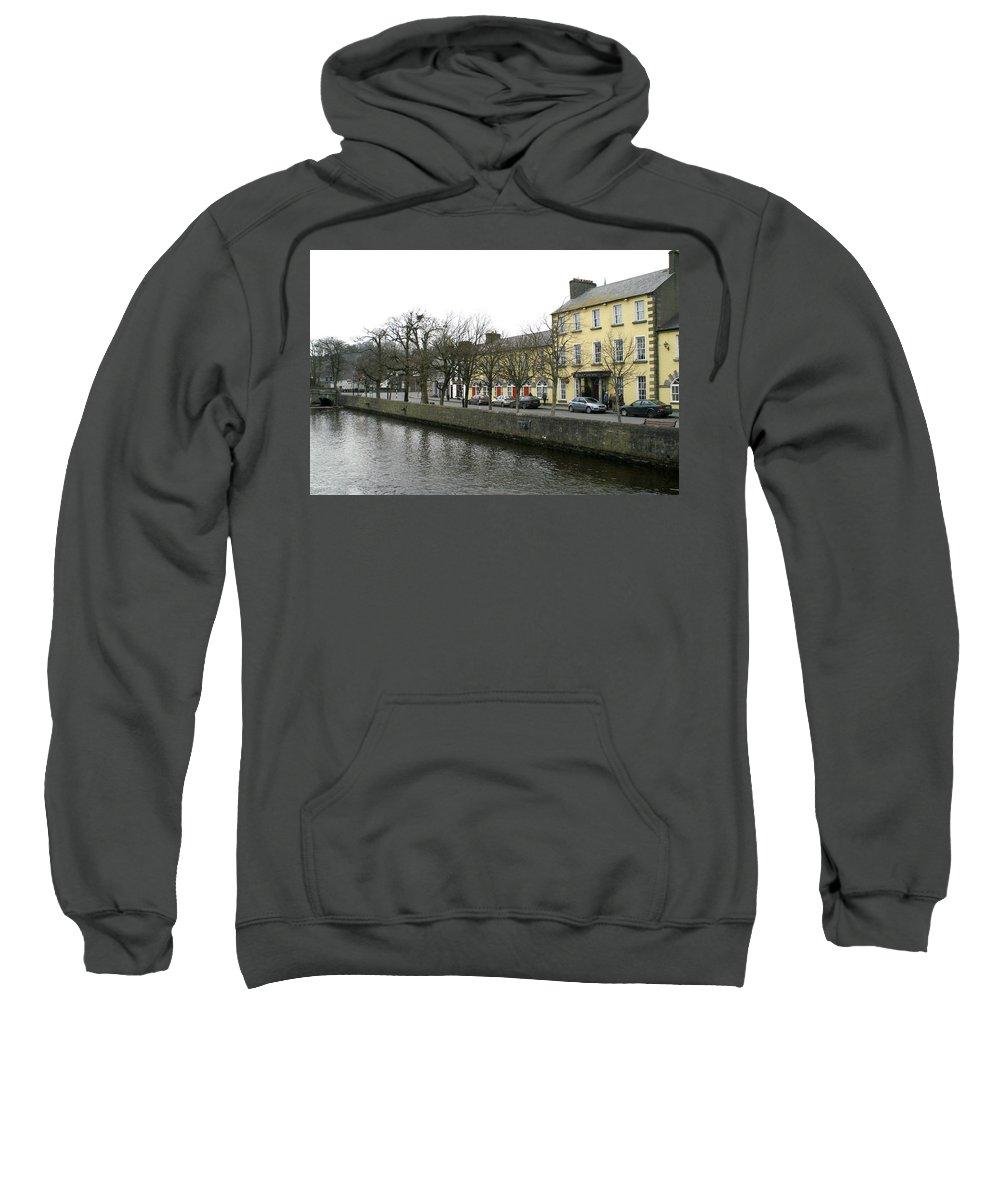 Ireland Sweatshirt featuring the photograph Westport Ireland I by Henri Irizarri