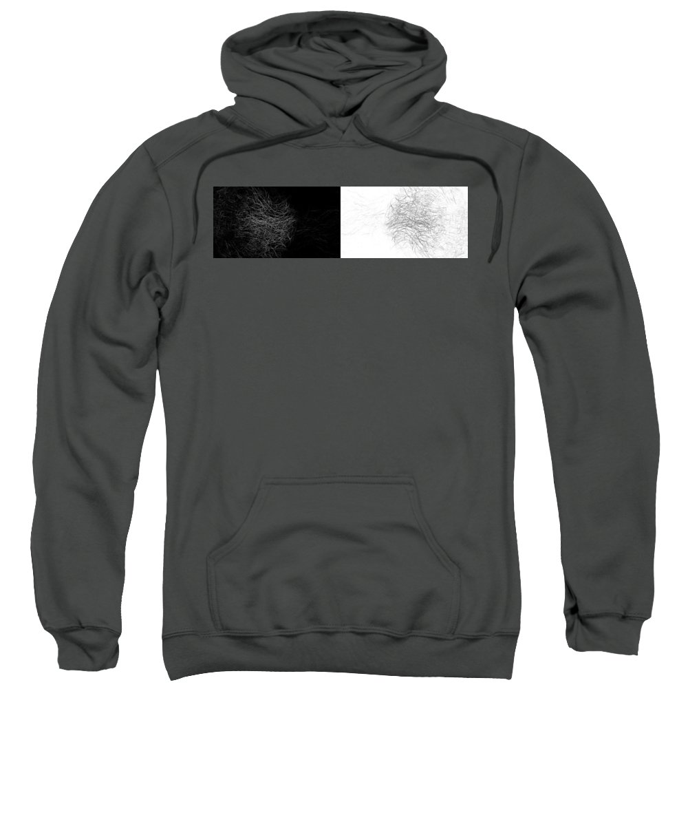 Art Sweatshirt featuring the photograph Whirling Forces by Jack Strickland