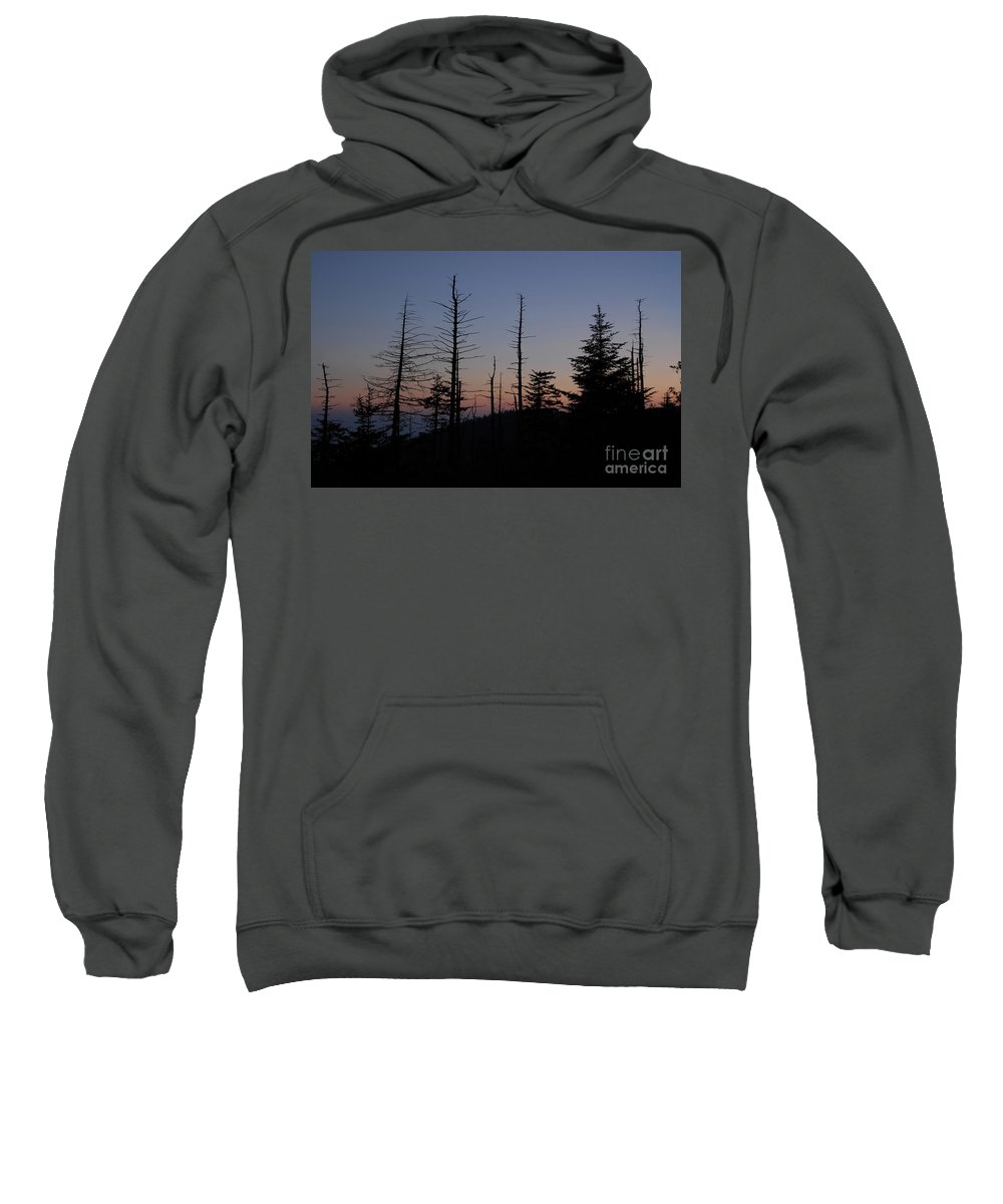 Wilderness Sweatshirt featuring the photograph Wilderness by David Lee Thompson