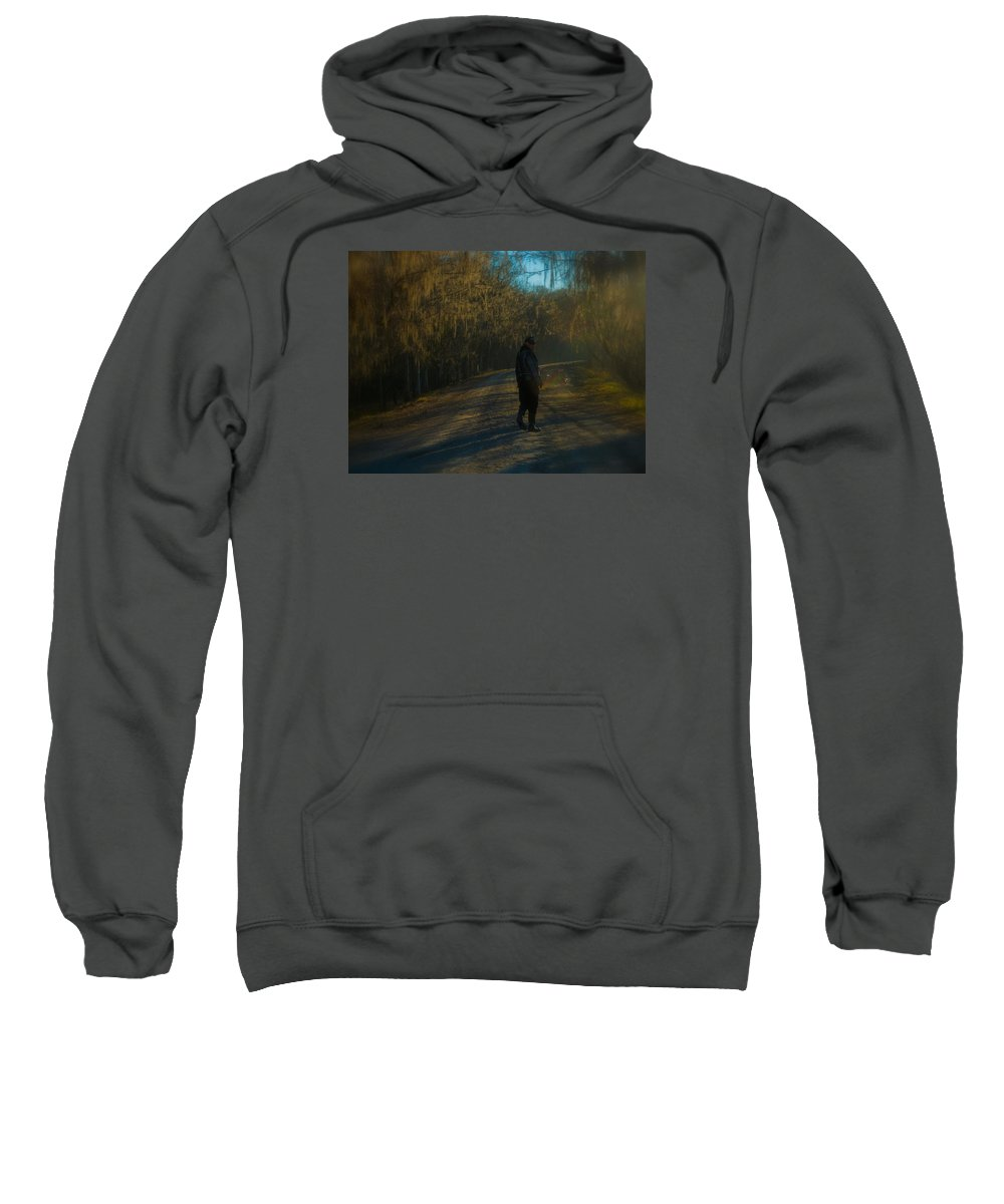 Orcinus Fotograffy Sweatshirt featuring the photograph Wind Of Change by Kimo Fernandez