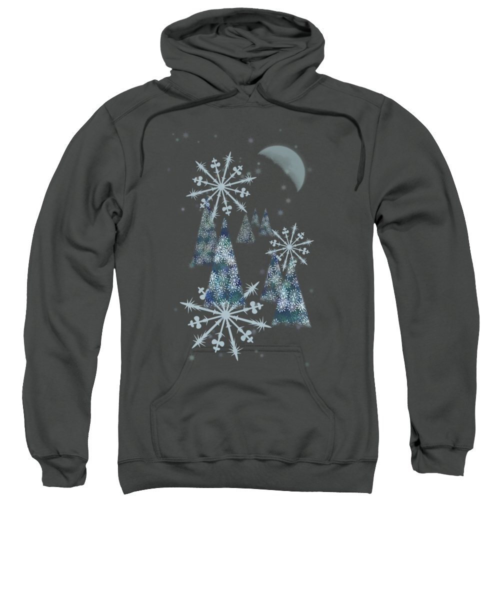 Susann Serfezi Hooded Sweatshirts T-Shirts