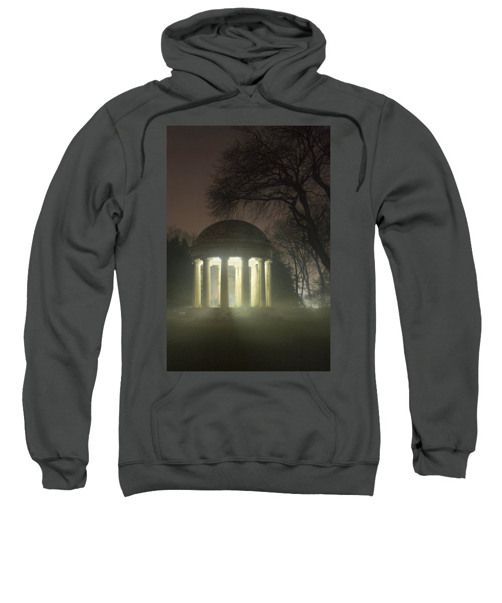 Ww 1 Sweatshirt featuring the photograph Ww I Memorial by Francesa Miller