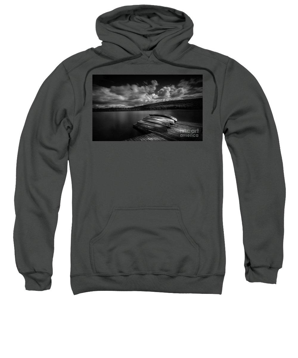 Paddle Boats Sweatshirts
