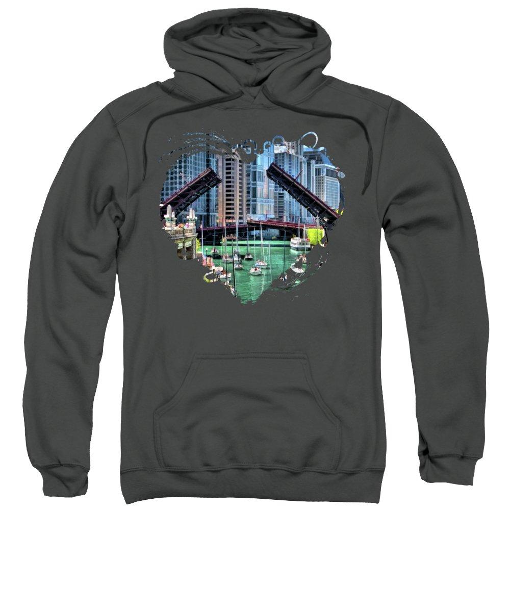 Drawbridge Hooded Sweatshirts T-Shirts