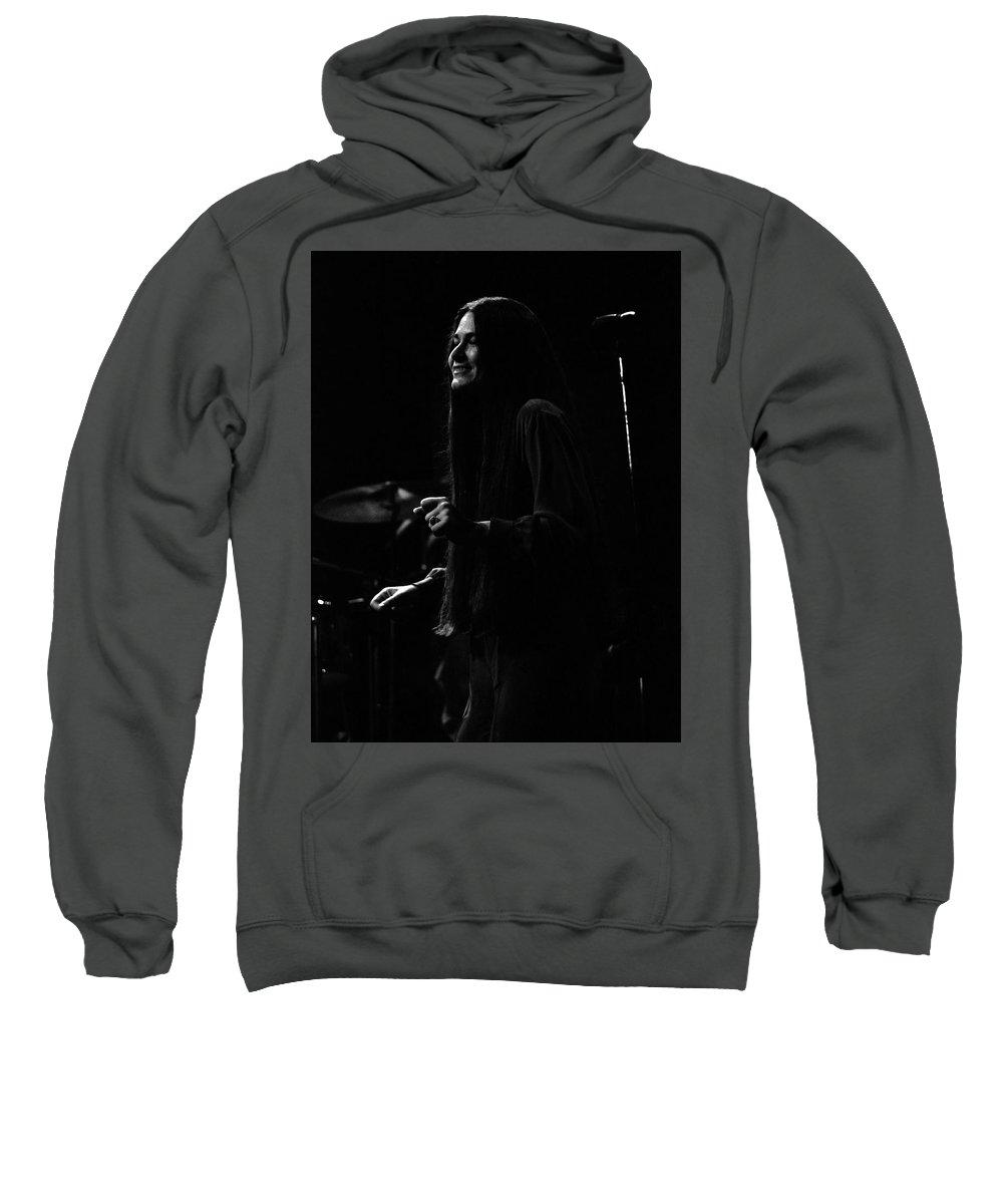 Grateful Dead Sweatshirt featuring the photograph Dead #21 by Ben Upham