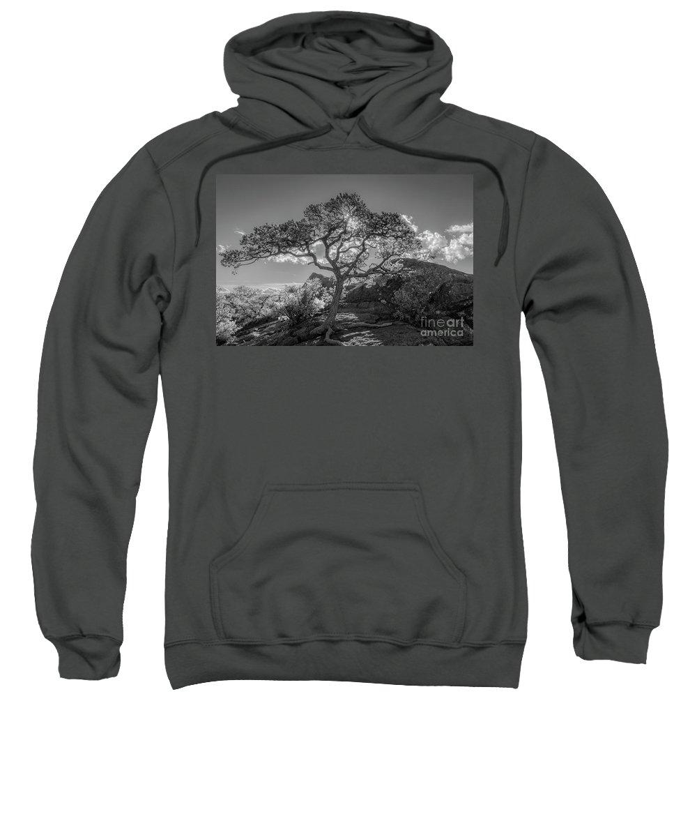 Adventure Sweatshirt featuring the photograph Eternal Wish by Charles Dobbs