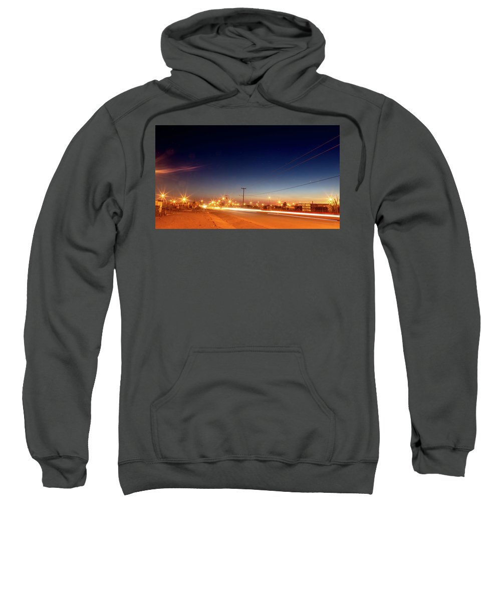 Freedom Square Sweatshirt featuring the photograph Freedom Square by Pieter Bruwer