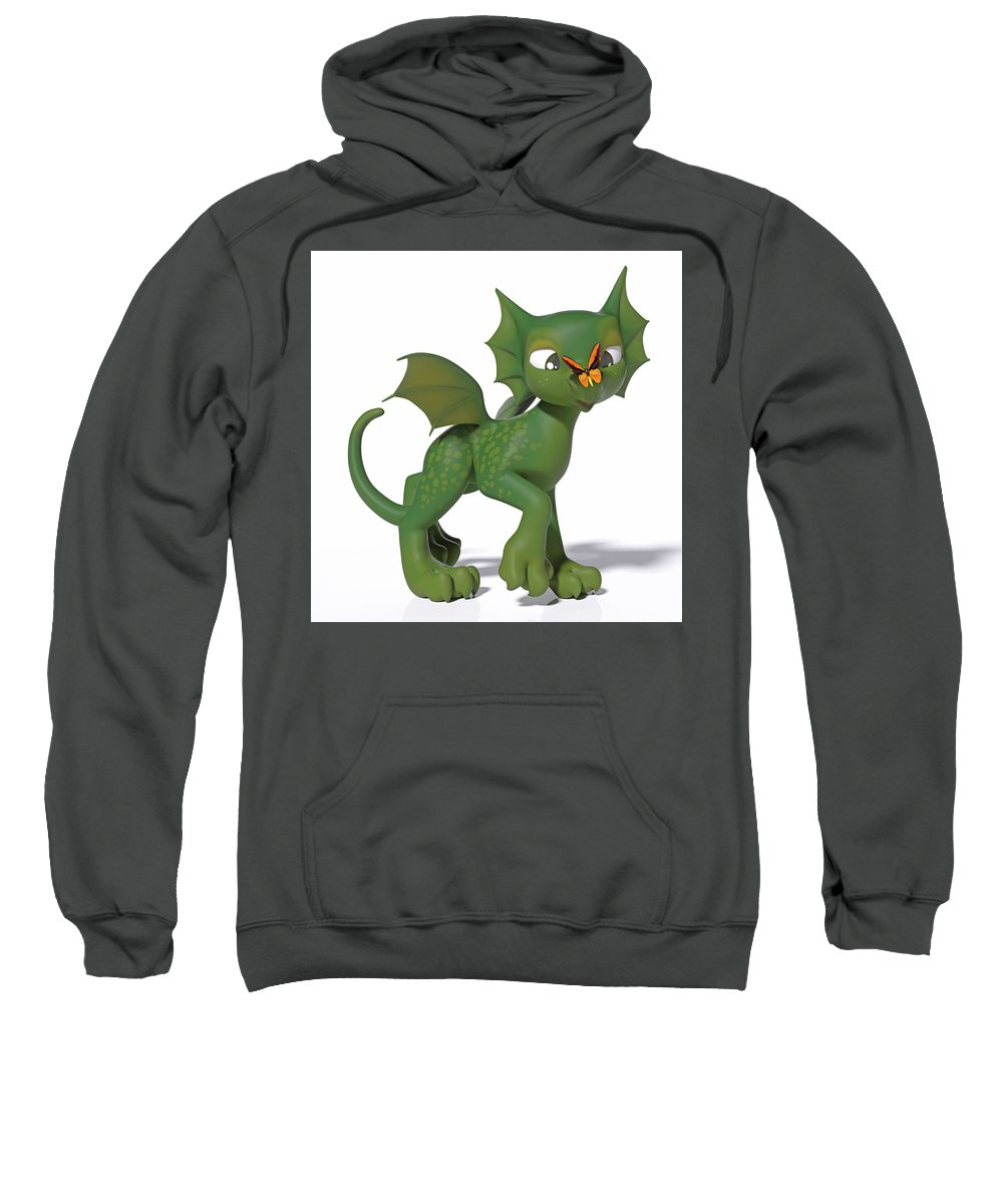 Clay Animation Hooded Sweatshirts T-Shirts