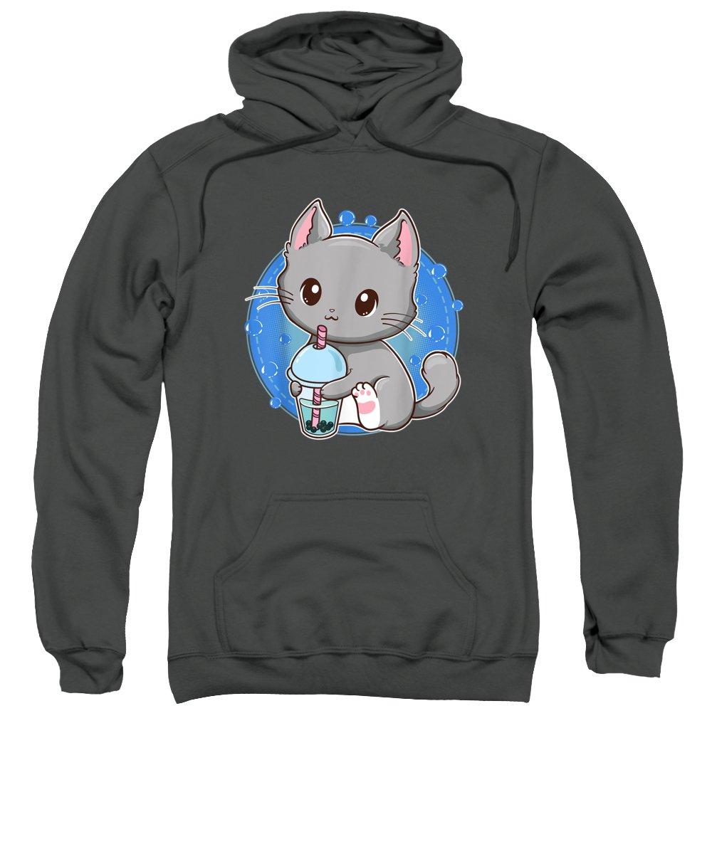 Neko Hooded Sweatshirts T-Shirts