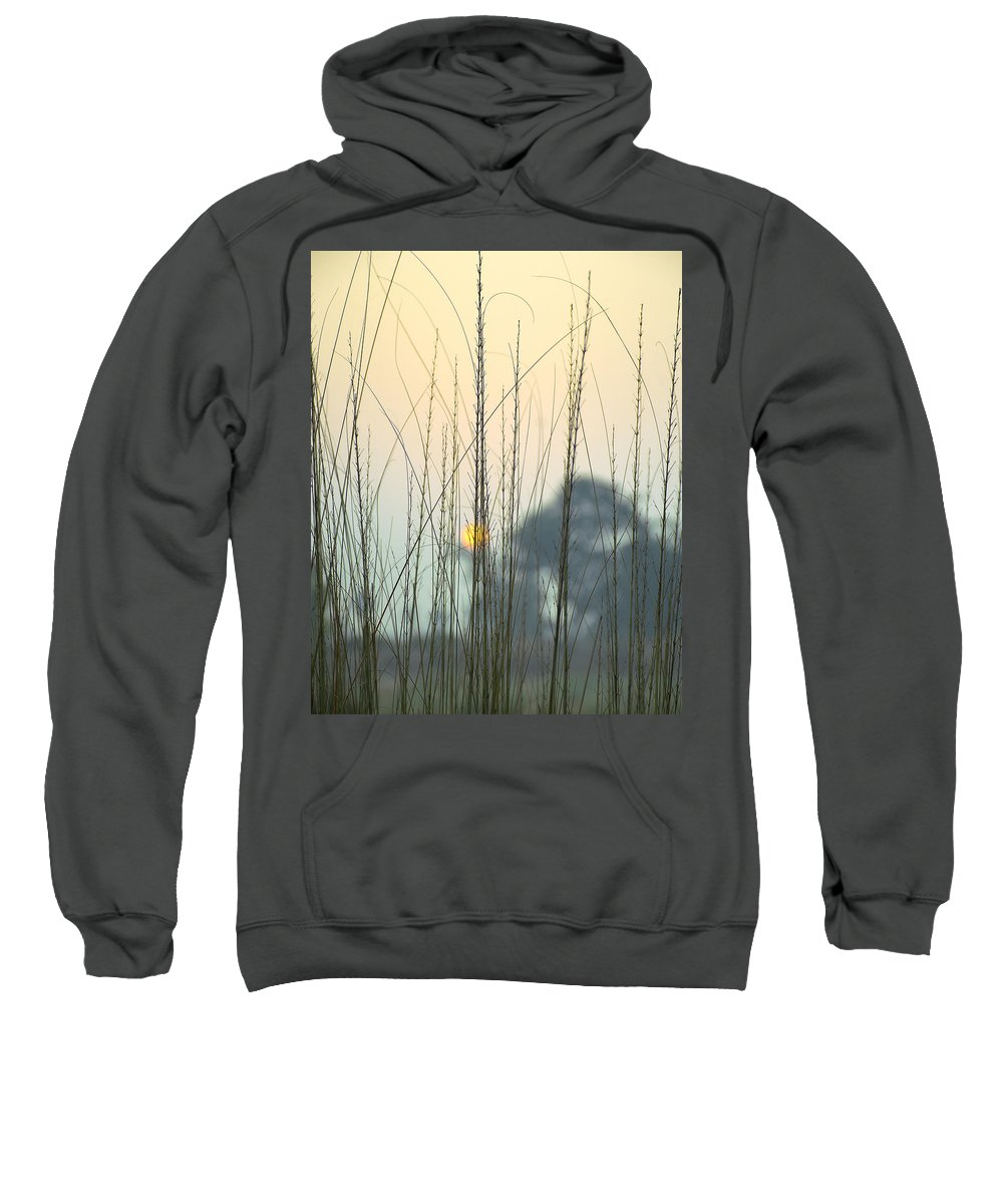 Landscape Sweatshirt featuring the photograph morning Star by Ravi Bhardwaj