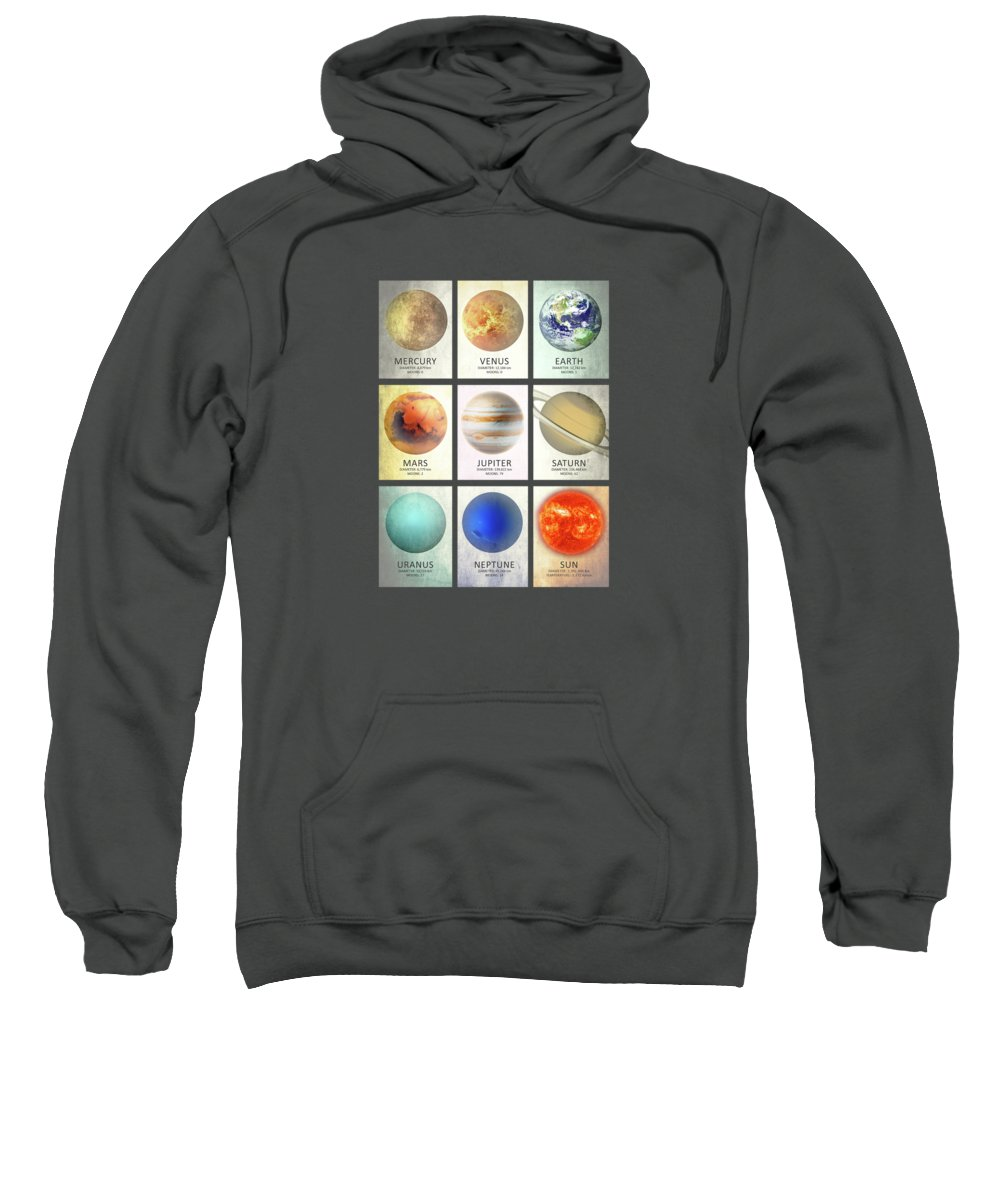 Solar Planets Photographs Hooded Sweatshirts T-Shirts