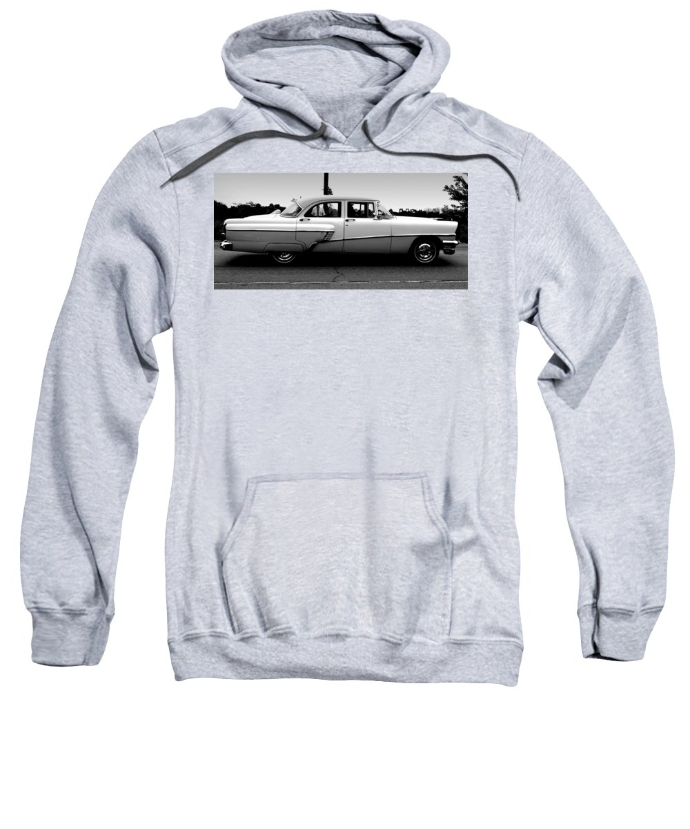 Cruising Sweatshirt featuring the photograph Cruising Down The Road by Scott Polley
