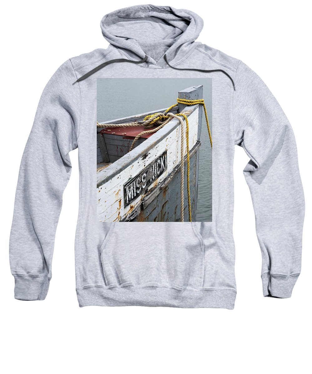 Old Sweatshirt featuring the photograph Miss Nicki by Ray Summers Photography