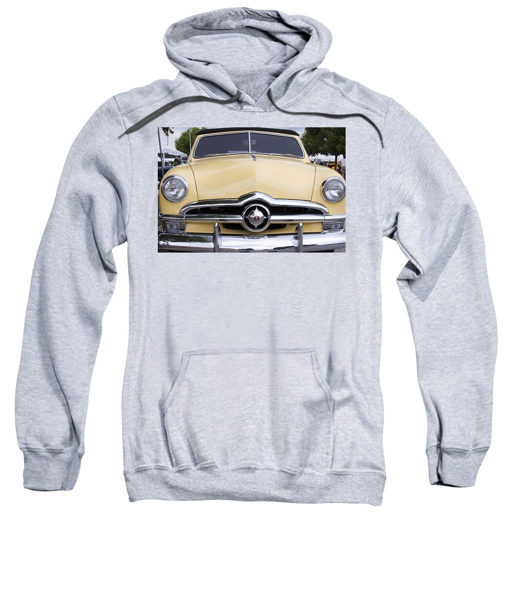 American Sweatshirt featuring the photograph Old Ford by Jack R Perry