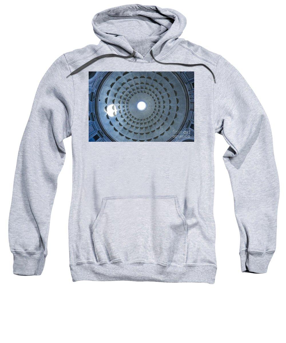 Pantheon Sweatshirt featuring the photograph Pantheon by Mats Silvan