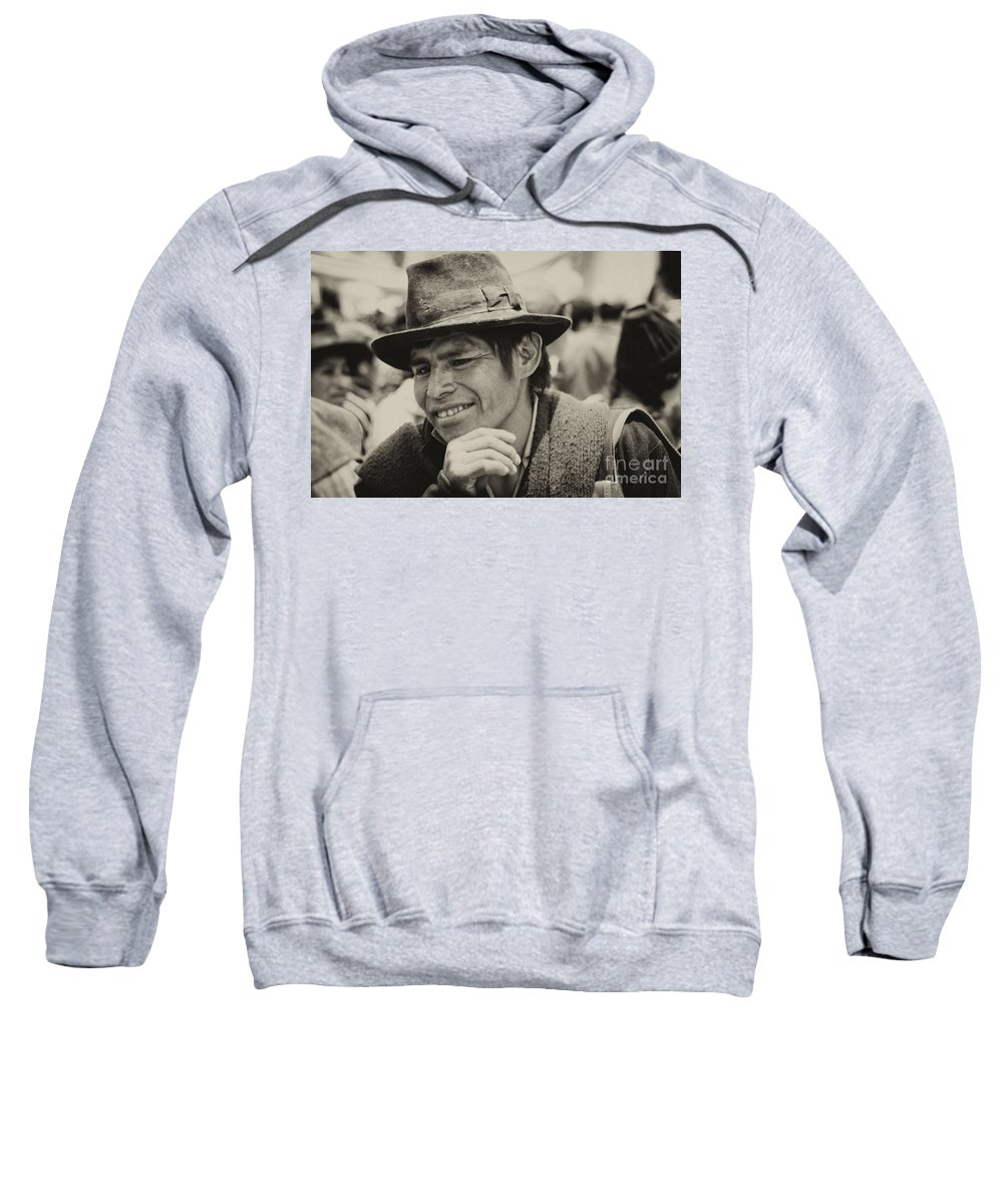 Sweatshirt featuring the photograph Sunday Afternoon 6 by Karla Weber