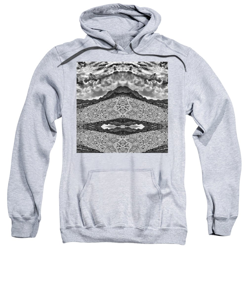Underworld Sweatshirt featuring the photograph Underworld by Dominic Piperata