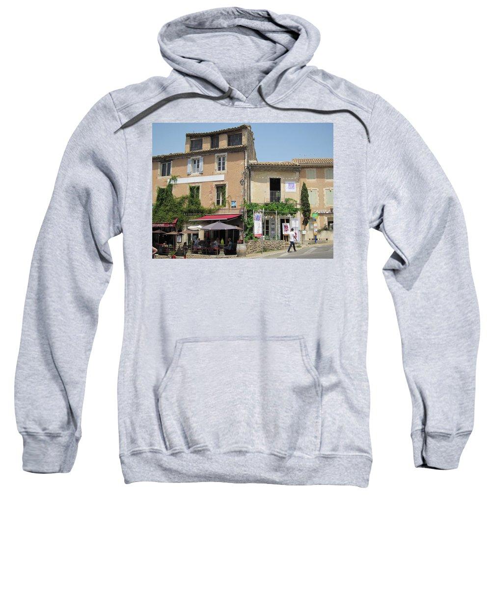 Village Sweatshirt featuring the photograph Village Life by Pema Hou