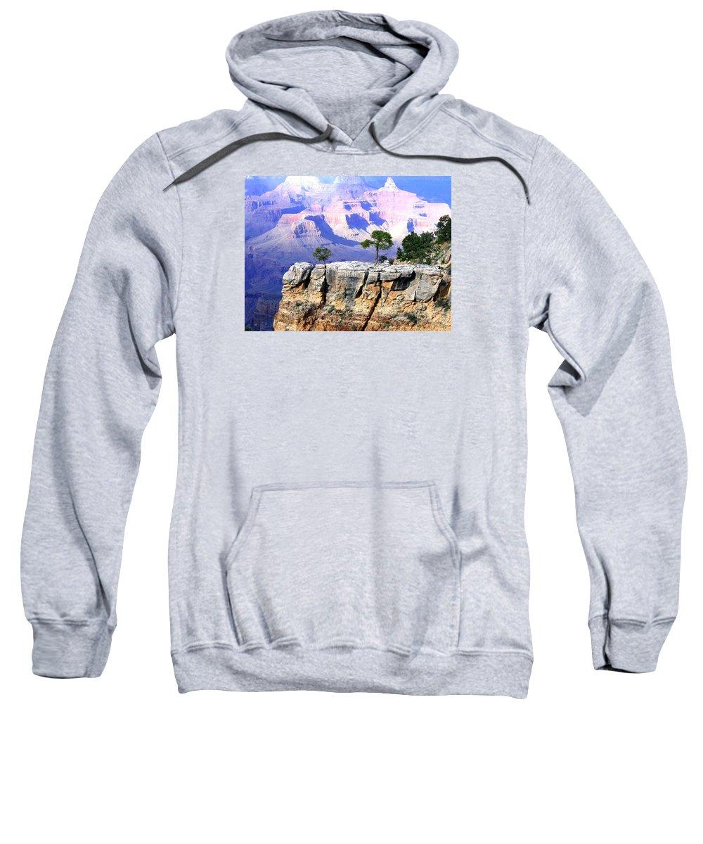 #grandcanyon1vista Sweatshirt featuring the photograph Grand Canyon 1 by Will Borden
