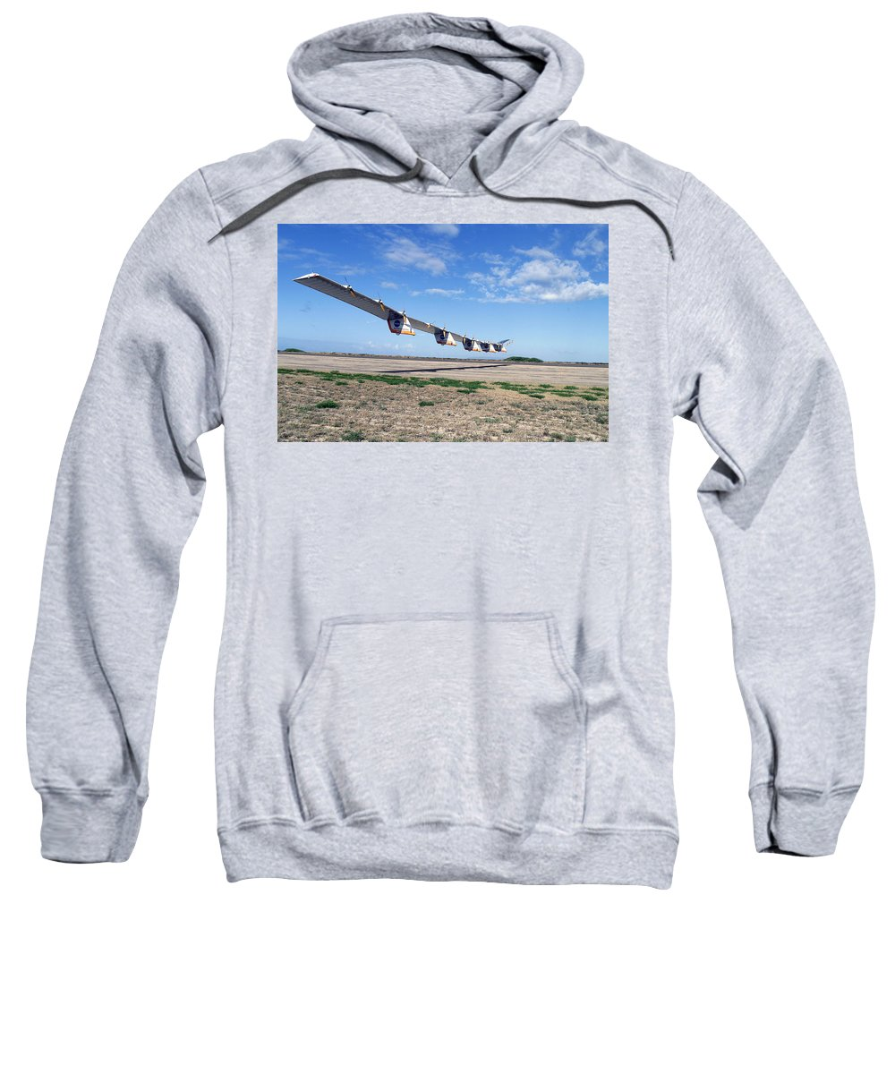 Science Sweatshirt featuring the photograph Helios Prototype, Solar-electric by Science Source