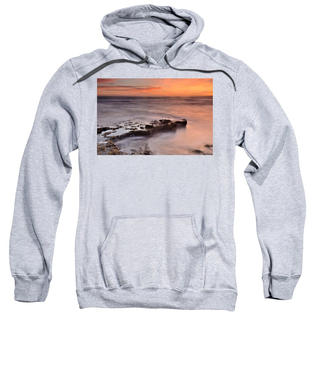 Horizontal Sweatshirt featuring the photograph Marbella by Guido Montanes Castillo