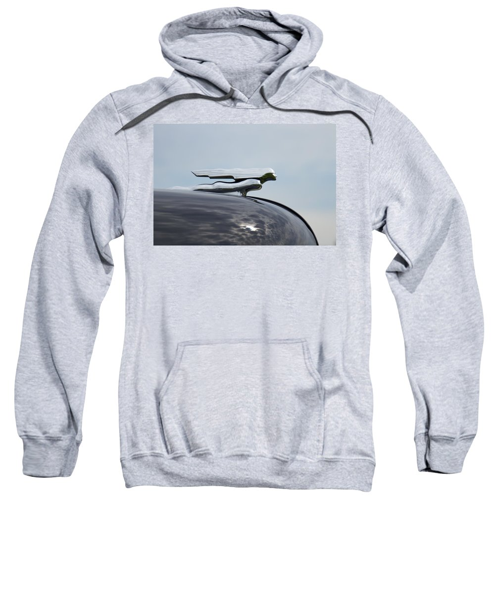 Glenmoor Sweatshirt featuring the photograph Nash by Jack R Perry