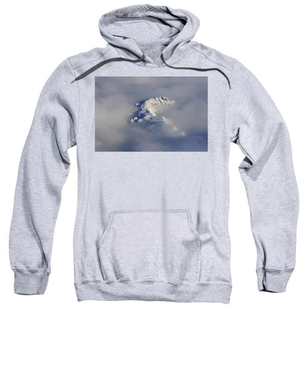 Rocky Mountains Sweatshirt featuring the photograph Rocky Mountain High by James BO Insogna