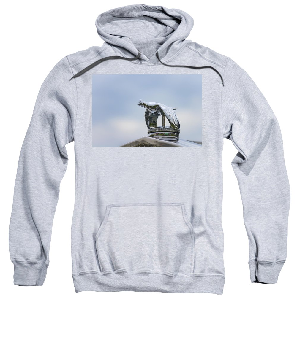 Glenmoor Sweatshirt featuring the photograph 1930 Ford Model A by Jack R Perry