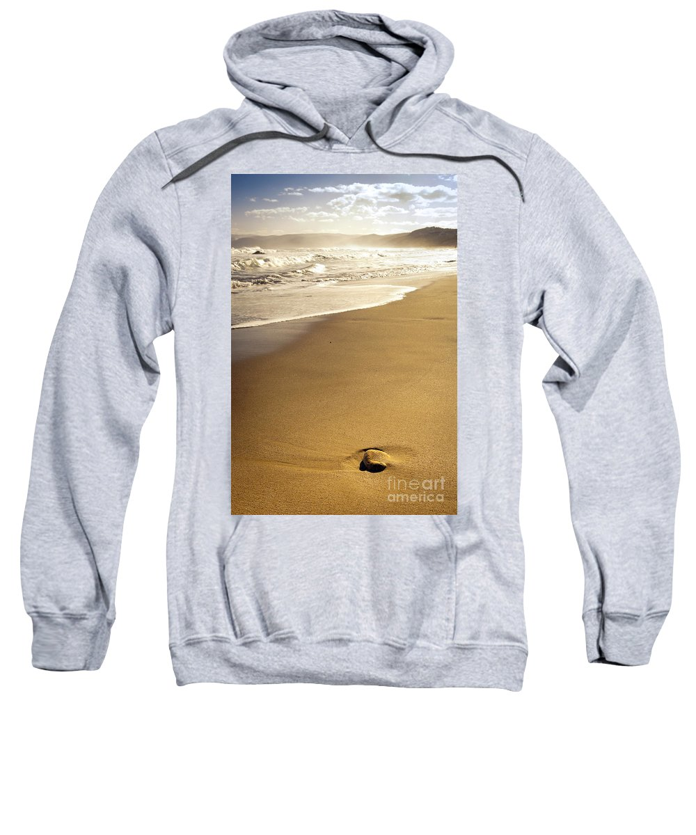 Australia Sweatshirt featuring the photograph Great Ocean Road by Tim Hester