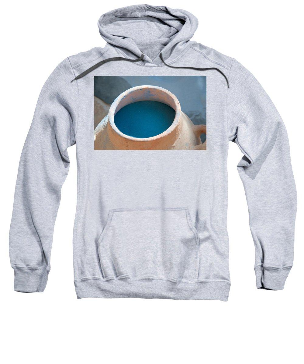 Egypt Sweatshirt featuring the digital art Badr by Carol Ailles