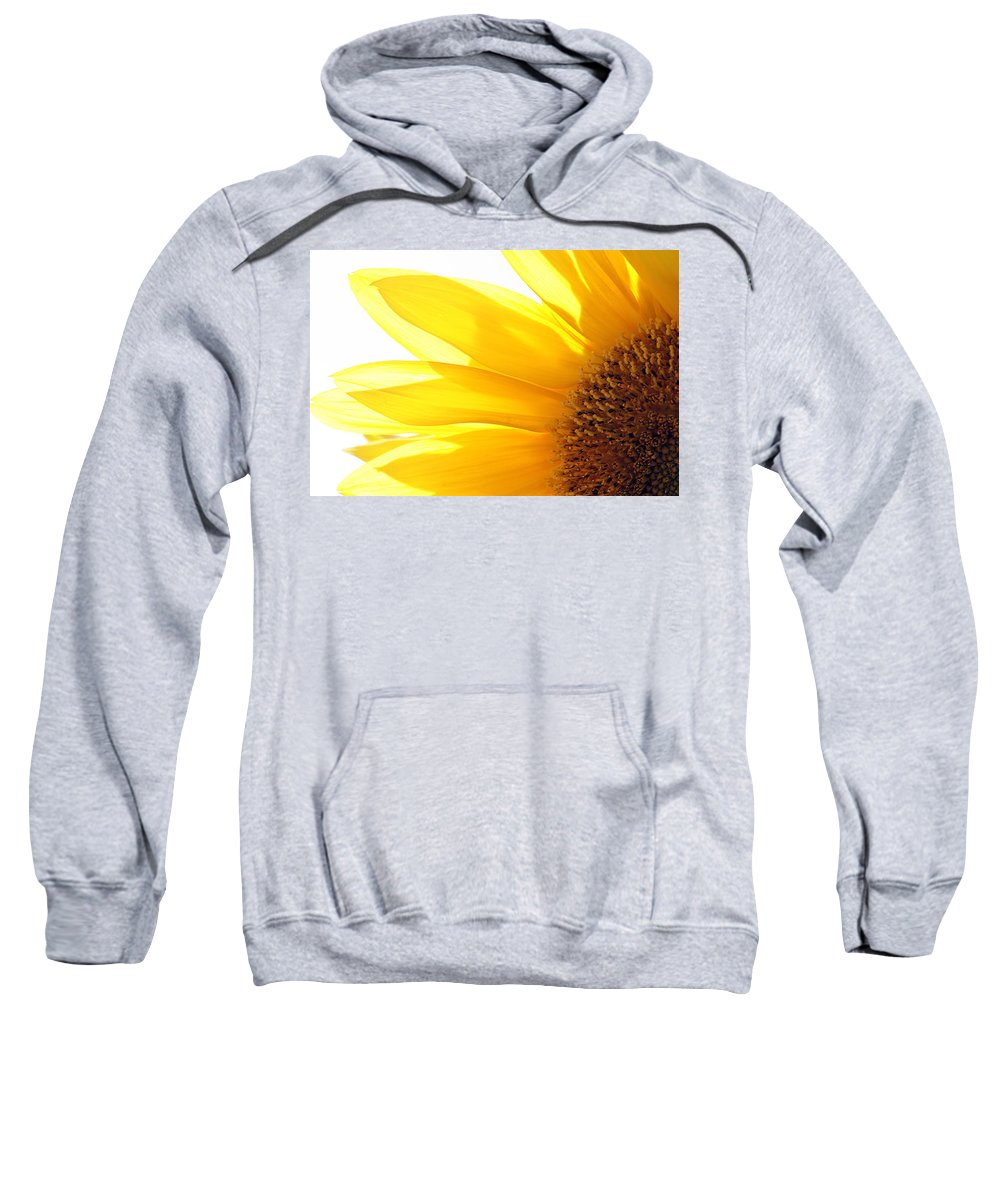 Sunflower Sweatshirt featuring the photograph Sunflower by Cindi Ressler