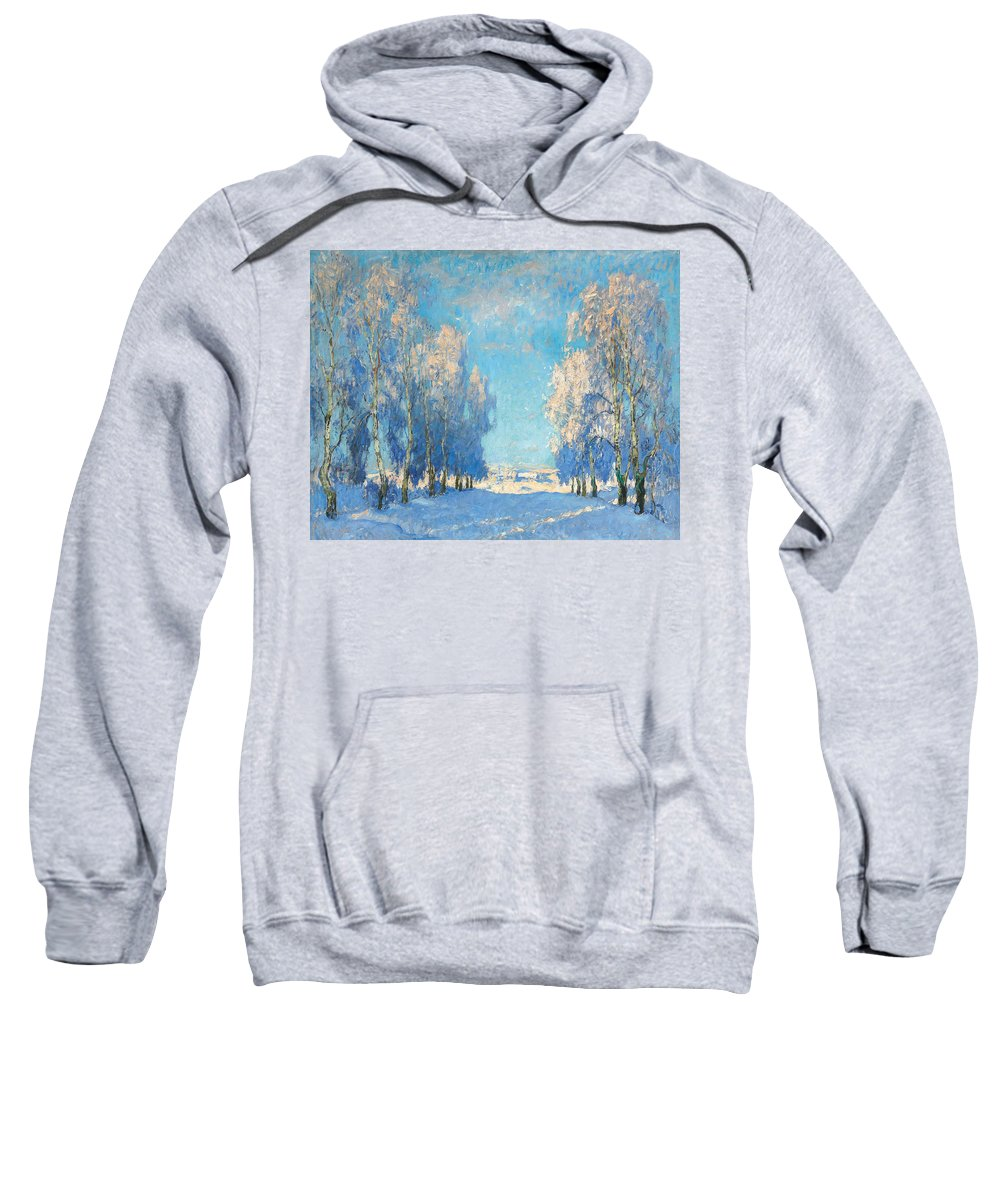 Russian Impressionism Hooded Sweatshirts T-Shirts