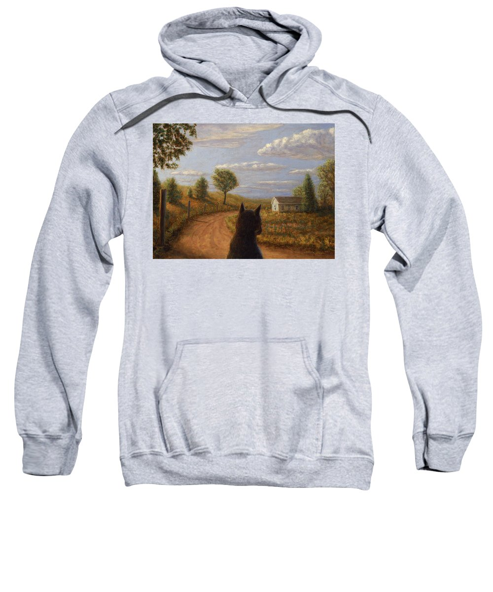 Abandoned House Sweatshirts