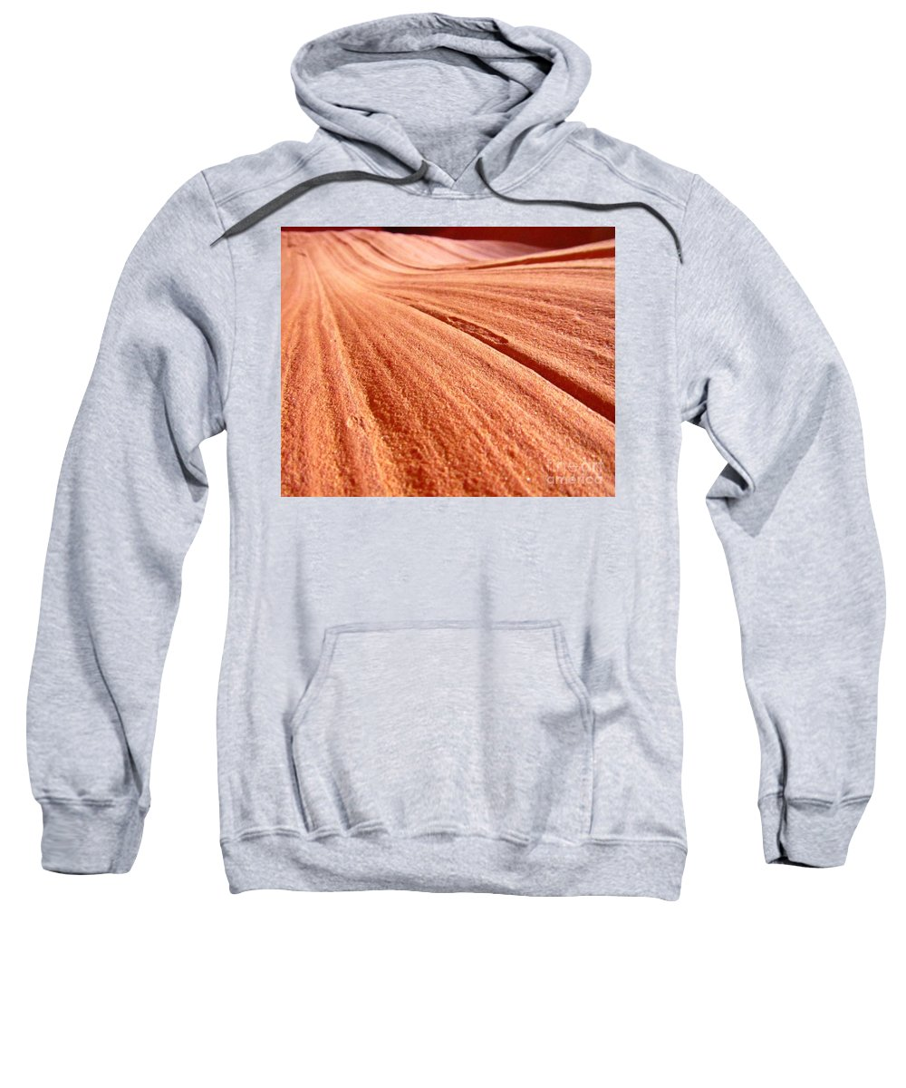 Beautiful Canyons Sweatshirt featuring the photograph As Far As The Eye Can See by John Malone