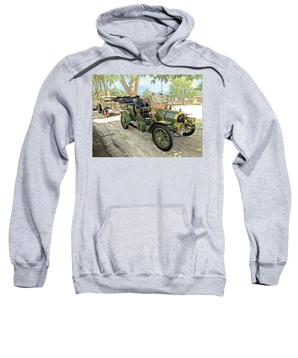 Antique Sweatshirt featuring the photograph Auburn by John Anderson